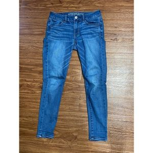 American Eagle Jegging Size 4s